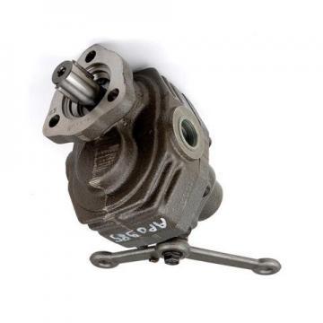 GALTECH Idraulico PTO Cambio con Gruppo 3 pompa, in alluminio