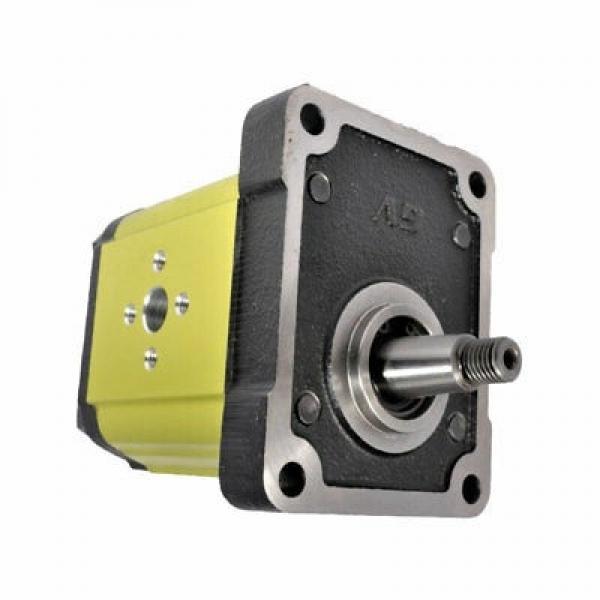Flowfit 12V DC D/che agisce D/Solenoide Centralina idraulica, pompa a mano 8L & ZZ005140