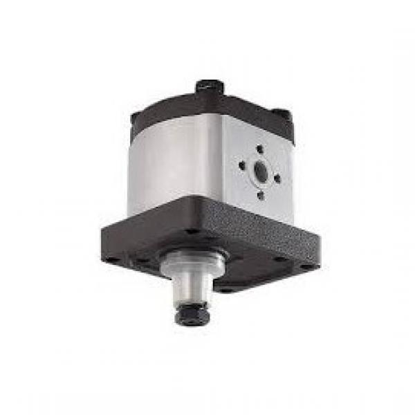 OLIO Idraulico Cilindro Sistema POMPA ESC LESU per 1/14 RC TAMIYA Dumper modello