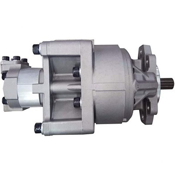 Pompa idraulica Fervi 0271 con comando a pedale pressione 63,7 Mpa -