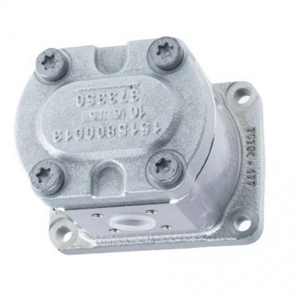 Rexroth pvv1-1x/027ra15umb, MNR: r900936954-idraulica pompa — used