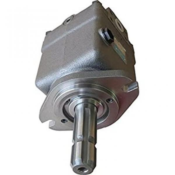 Hydraulic Series 60000 PTO Gearbox, Group 2 Male Shaft, Ratio 1:3,8 with Oil Lev