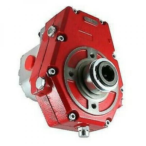 Galtech Idraulico Pto Cambio con Gruppo 2 Pompa, Alluminio