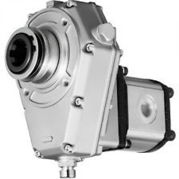 Galtech Idraulico Pto Cambio con Gruppo 3 Pompa, Alluminio