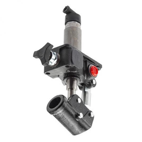 Bennett 24-Volt pompa idraulica per sistema di sollevamento Tratteggio